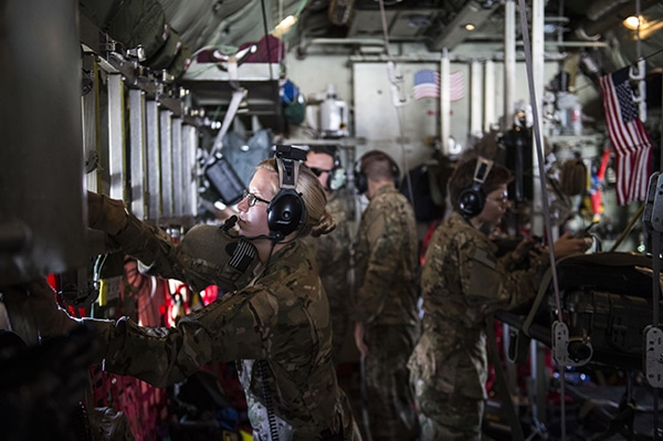 379th EAES transports patients